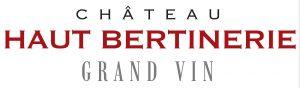 Logo Château Haut Bertinerie Grand Vin