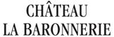 Logo Château La Baronnerie