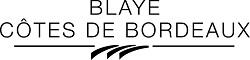 Logo Blaye Côtes de Bordeaux