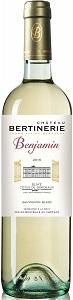 Bouteille Sauvignon Blanc 2016 Château Bertinerie