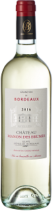 Bouteille Sauvignon Blanc, Manon des Brumes Excellence Blanc 2016 - ®Anne LANTA
