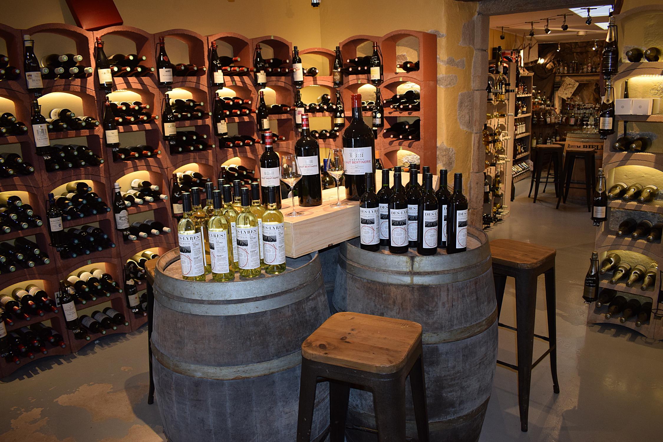 cave de vigne en vin la passion du vin au bout de la terre terre de l gendes ch teau. Black Bedroom Furniture Sets. Home Design Ideas